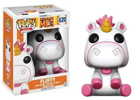 Funko Pop! Meu Malvado Preferido Fluffy