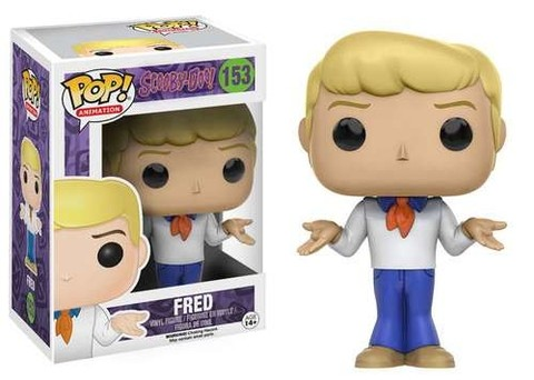Funko Pop! Scooby Doo Daphne Fred
