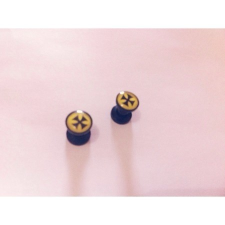 Alargador - Ear Plug Cruz Maltina