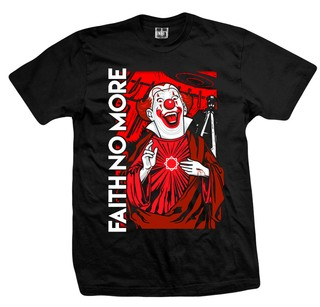 REMERA FAITH NO MORE - Clown