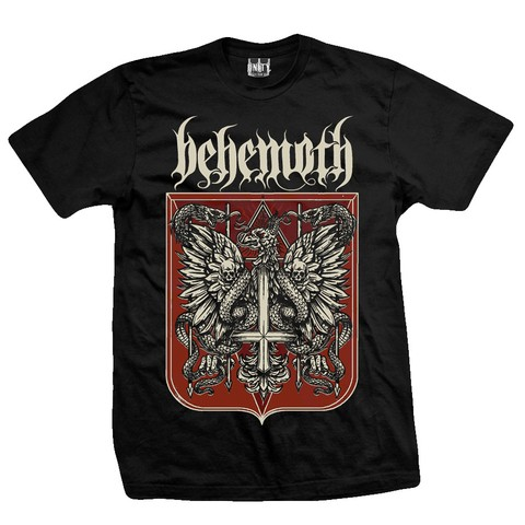 Remera BEHEMOTH Darkside