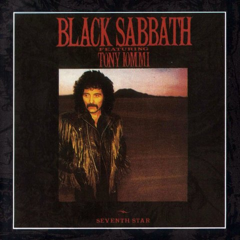 Black Sabbath - Seventh Star Feat Tony Iommi