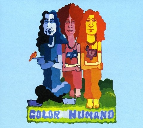 COLOR HUMANO  II (Lp)