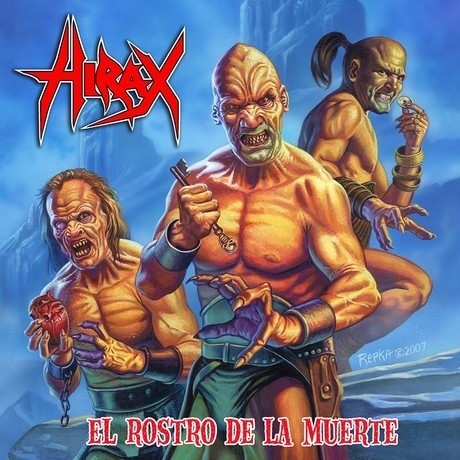 HIRAX - El Rostro De La Muerte / The Face Of Death