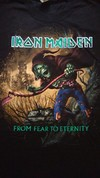 Remera Iron Maiden  - From Fear to Eternity
