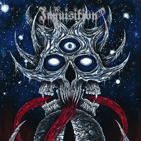 INQUISITION -Ominous doctrines of the perpetual mystical macrocosm