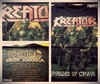 Remera Kreator - Horder of Chaos Tour 2009 - comprar online