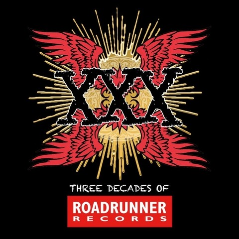 Three decades of Roadrunner Records CD
