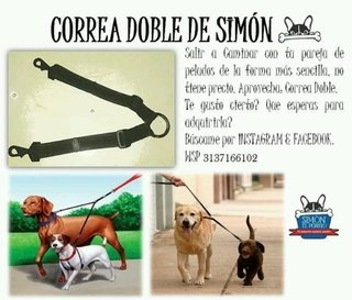 CORREAS DOBLE
