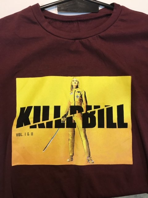 Reme Kill Bill bordo