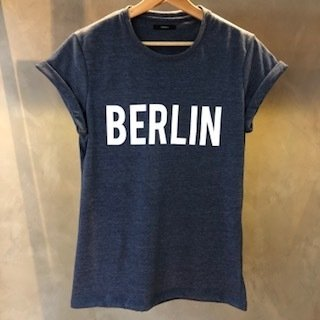 REMERA BERLIN BLUE