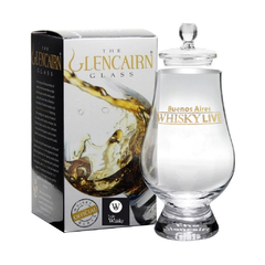Copa whisky the Glencairn glass con tapa