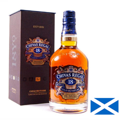 Chivas Regal 18 Years - comprar online