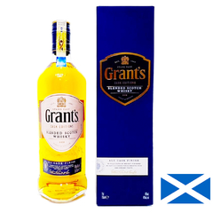 Grant's stand fast Ale cask finish - comprar online
