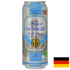Oettinger light lager