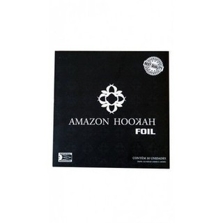 Papel Aluminio Amazon Hookah