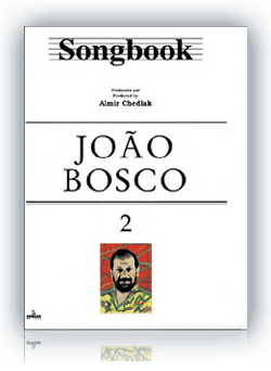 Ebook: Songbook João Bosco vol.2