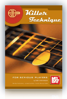 Ebook: Killer Technique for Serious Players