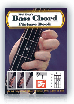 Ebook: Mel Bay's Bass Chord