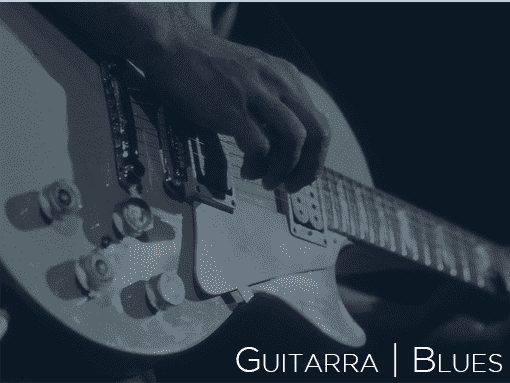 Guitarra Blues | 1 ano