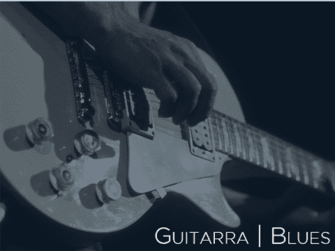 Curso Guitarra Blues | Guitarpedia | 1 ano