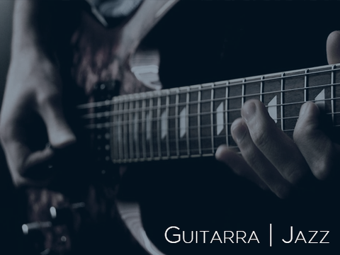 Guitarra Jazz | 1 ano