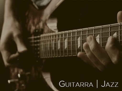 Guitarra Jazz | 6 meses
