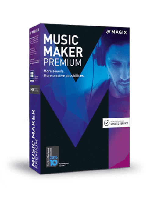 Magix Music Maker Premium