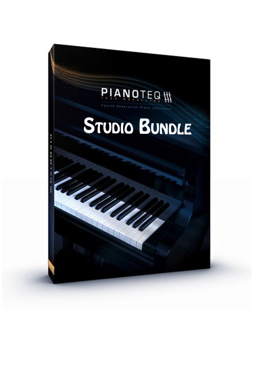 Pianoteq 5 Studio Bundle