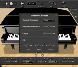 Pianissimo - Daccord Music Software
