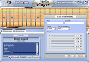 Violão Player 2.0 - Daccord Music Software