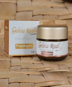Creme Facial  Geléia Real