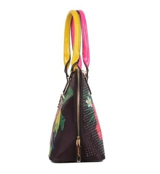 BOLSA BAÚ  NICOLE LEE VG12747 VACATION GIRL IN PARADISO - comprar online