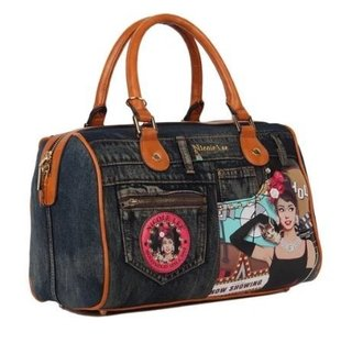 BOLSA BAÚ NICOLE LEE JS12320 HOLLYWOOD - comprar online