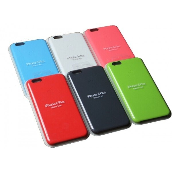 apple carcasa iphone 6 silicona