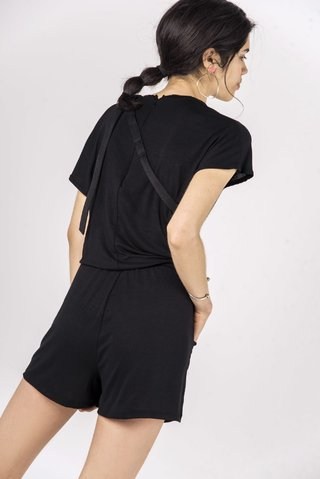 Mono Short Greek Black - comprar online