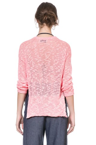 Sweater Roble fucsia en internet