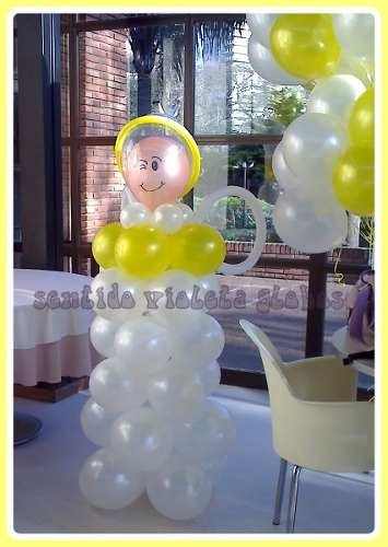 Angel De Globos