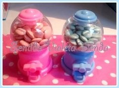 Mini Candy Machine Dispenser Golosinas Rocklets Mym Souvenir - tienda online