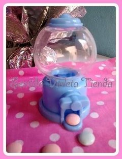 Mini Candy Machine Dispenser Golosinas Rocklets Mym Souvenir en internet