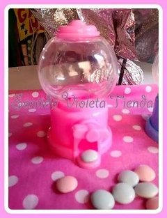 Mini Candy Machine Dispenser Golosinas Rocklets Mym Souvenir - comprar online