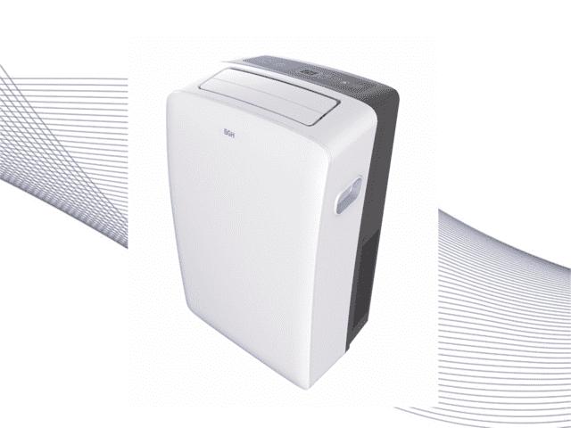 Aire acondicionado portatil frio calor bgh bp30cn - Aire frio calor portatil ...