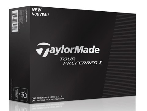 KADDYGOLF | TAYLORMADE | PELOTAS TOUR PREFERRED X