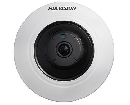 CS CAMARA IP FISHEYE GRAN ANGULAR DS-2CD2942F-IWSNS WIFI 4Mpx HIKVISIONG/36 MESE