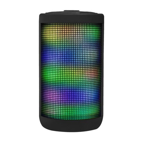 PARLANTE BLUETOOTH NOGANET STAR LED COLOR 3W/C/MIC/RESIST AL AGUA G/3MESES
