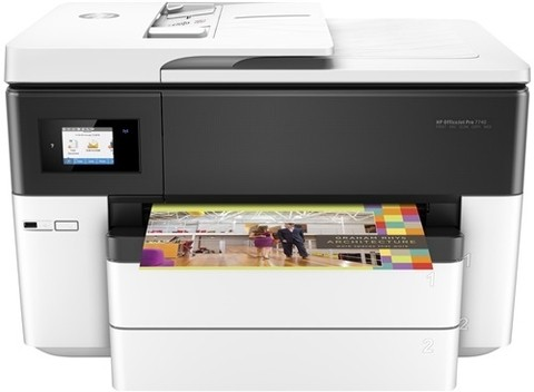 IMPRESORA HP 7740 A3 MULTIFUNCION G/12 MESES