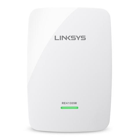 ACCESS POINT LINKSYS RE-4100W-AR DUAL 2.4GHZ N600 G/6 MESES