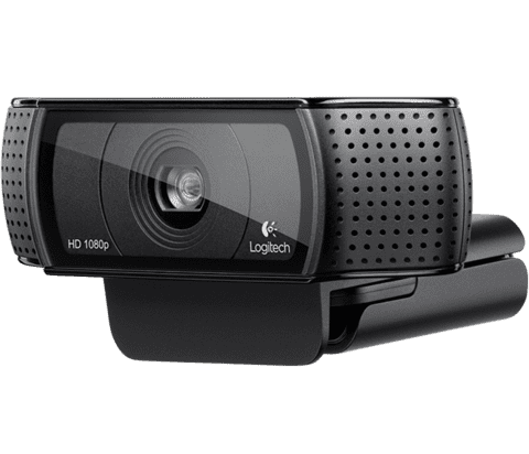 WEBCAM LOGITECH C920 C/MIC 1080P MAC/WIN/ANDROID G/3 MESES