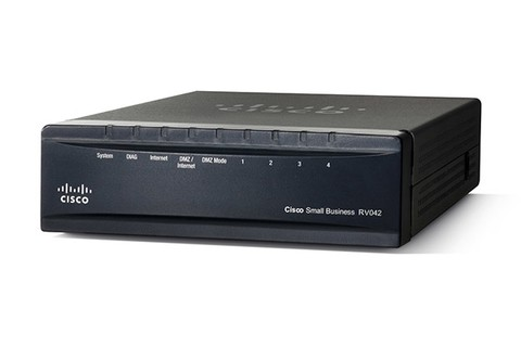 ROUTER CISCO RV042 4P DUAL WAN 10/100 G/6 MESES