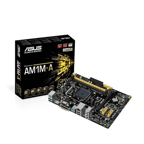 MB ASUS AM1M-A AM1 DDR3/USB 3.0/HDMI G/12 MESES